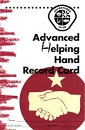 Helping Hand (Advanced) Record Card