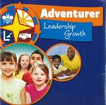 ALG - Adventurer Leadership Growth Curriculum Advanced Leadership Training -INCLUDES CD