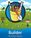 NEW - Builder Activity Book