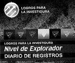 Explorer Activity Diary - RECORD JOURNAL (Spanish)