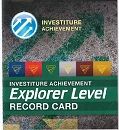 Explorer Record Card - For the Record Journal
