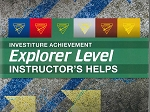 INSTRUCTOR'S HELP - Explorer Level