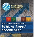 Friend Record Card - For the Record Journal   (Spanish)