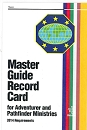MG Record Card