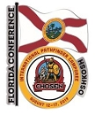 Official FL Conference pin Oshkosh 2019 - Base Flat pin