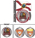 Individual Spinner pin Oshkosh 2019 - FL Conference NORTH AREA - Limited quantity only remaining!
