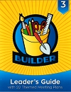 NEW Builder Leader's Guide SPANISH