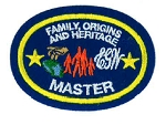 Family, Origins and Heritage Master - PF NAD   NEW 2016