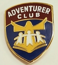 NEW LOGO Adventurer Pin